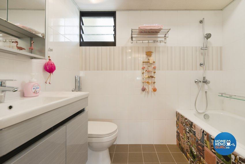 Others Design - Bathroom - HDB 4 Room - Design by Great Oasis Interior Design