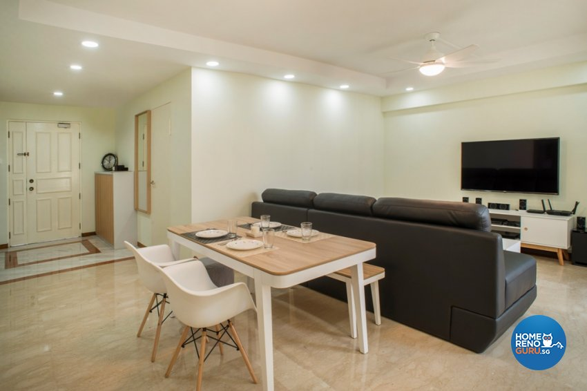 Great Oasis Interior Design-HDB 5-Room package