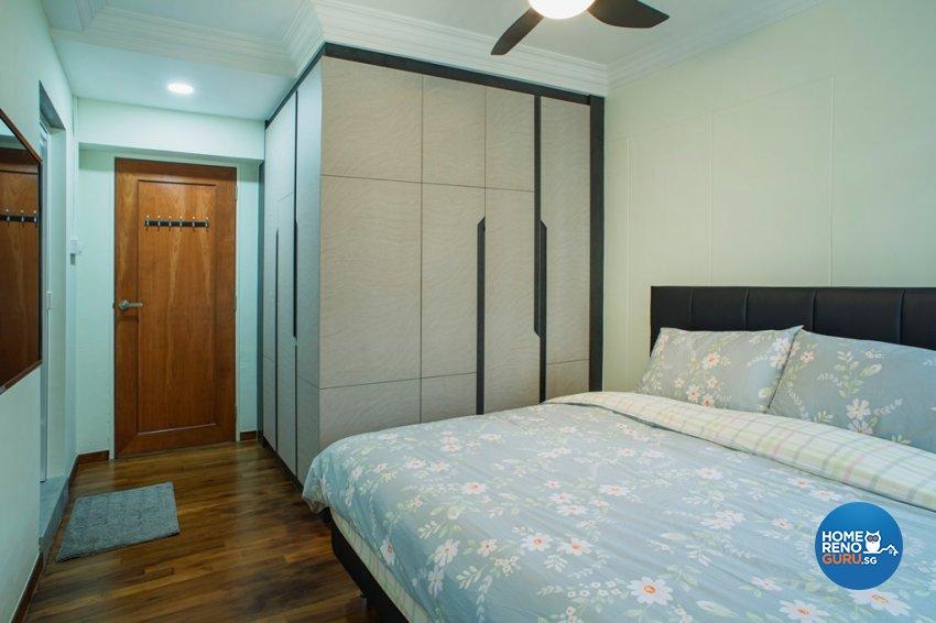 Contemporary, Modern Design - Bedroom - HDB 5 Room - Design by Great Oasis Interior Design