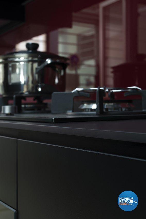 Modern Design - Kitchen - HDB 5 Room - Design by Great Oasis Interior Design