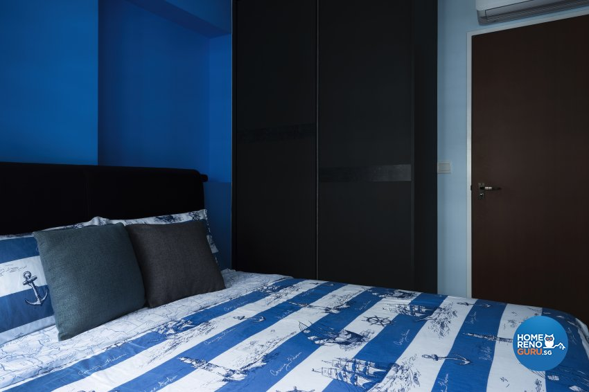 Contemporary, Modern, Tropical Design - Bedroom - HDB 5 Room - Design by Great Oasis Interior Design