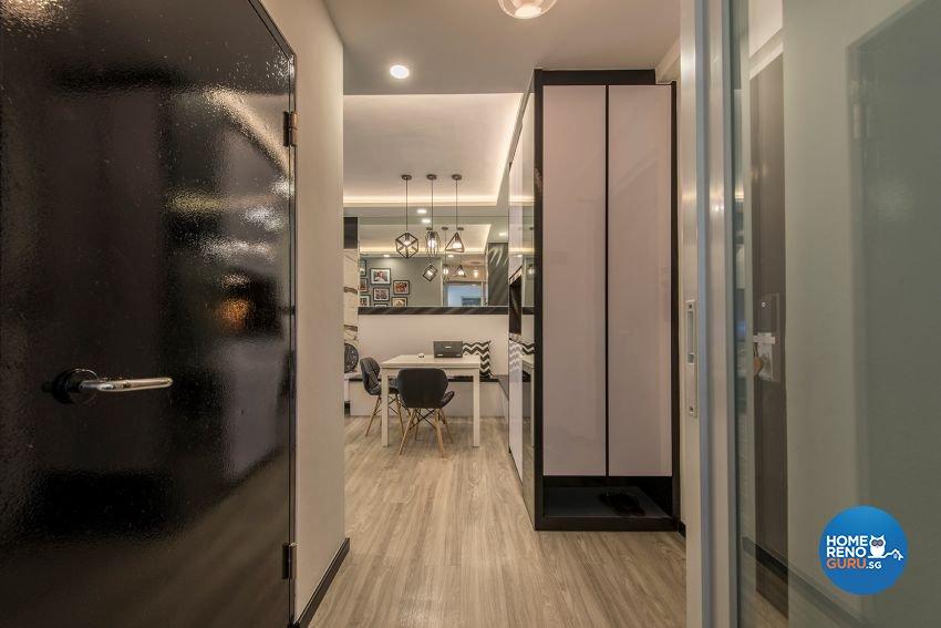 Modern Design - Dining Room - HDB 4 Room - Design by GSID