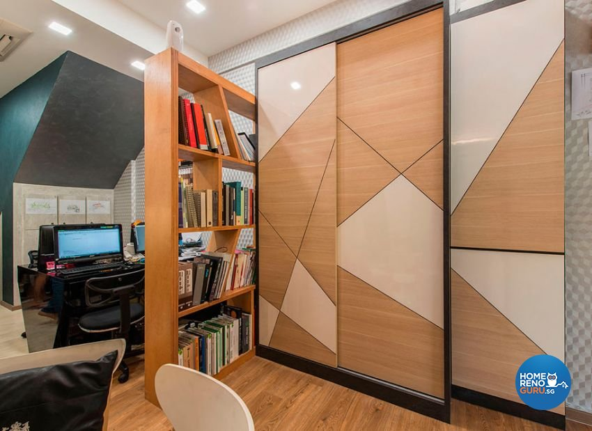 Modern Design - Commercial - Office - Design by GSID