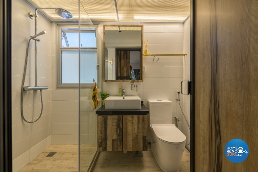 Industrial, Minimalist Design - Bathroom - Others - Design by GV Design & Construction