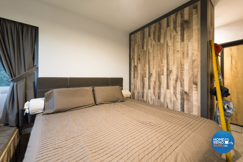 Industrial, Minimalist Design - Bedroom - Others - Design by GV Design & Construction