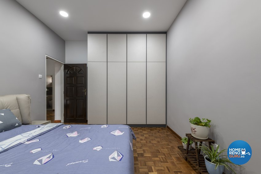 Classical, Minimalist Design - Bedroom - Landed House - Design by GV Design & Construction