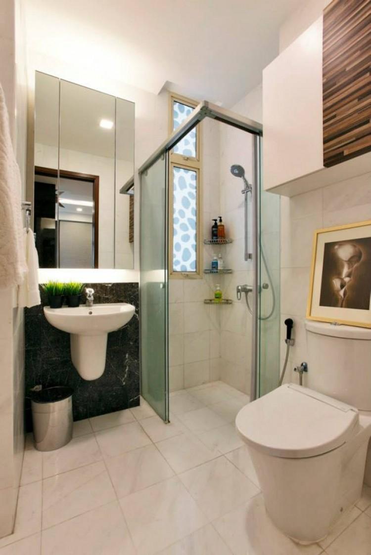 Contemporary, Modern Design - Bathroom - Condominium - Design by HabitatOne Concepts