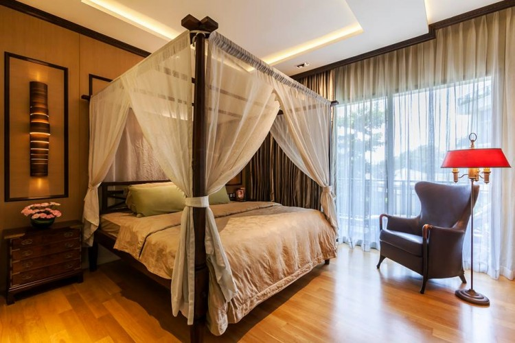 Contemporary, Modern, Resort Design - Bedroom - Condominium - Design by HabitatOne Concepts