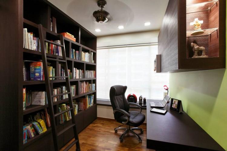 Contemporary, Modern, Resort Design - Study Room - Condominium - Design by HabitatOne Concepts