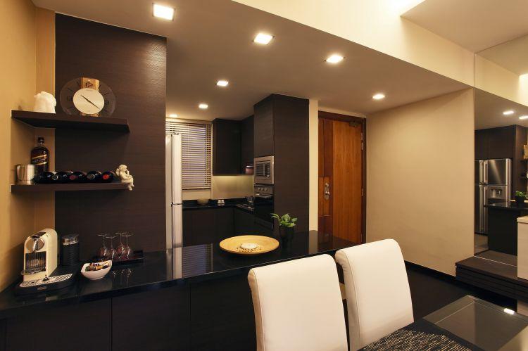 Modern, Tropical Design - Kitchen - Condominium - Design by HabitatOne Concepts