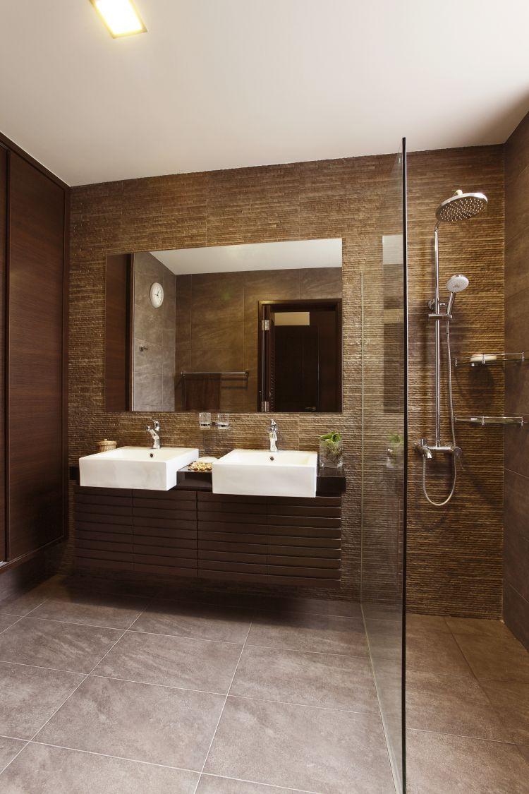 Modern, Tropical Design - Bathroom - Condominium - Design by HabitatOne Concepts