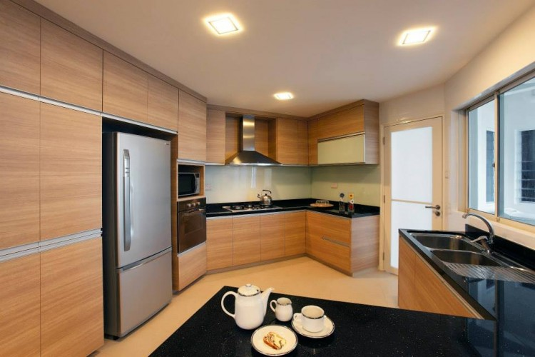 Contemporary, Modern Design - Kitchen - Condominium - Design by HabitatOne Concepts