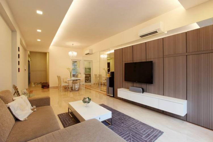 Habitatone concepts upper bukit timah the hillside condo - Condominium interior design concept ...