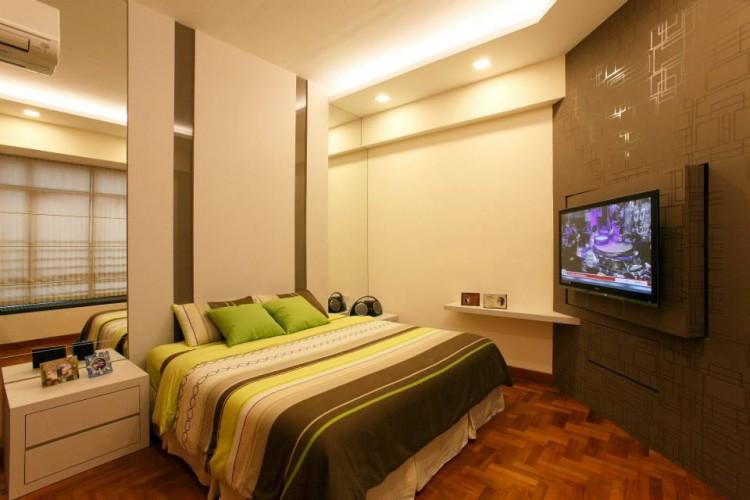 Contemporary, Modern Design - Bedroom - Condominium - Design by HabitatOne Concepts