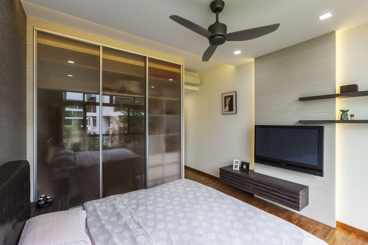 Contemporary, Modern Design - Bedroom - Condominium - Design by HabitatOne Concepts