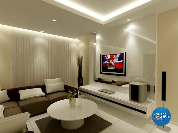 5 room bto renovation package hdb renovation for Home design consultant