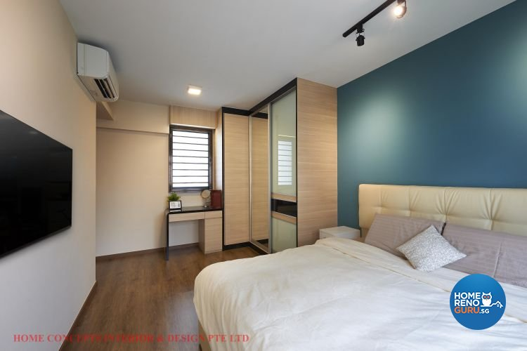 Home Concepts Interior & Design Pte Ltd-HDB 3-Room package