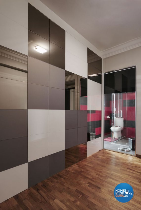 Contemporary, Modern Design - Bathroom - Condominium - Design by Home Design Base