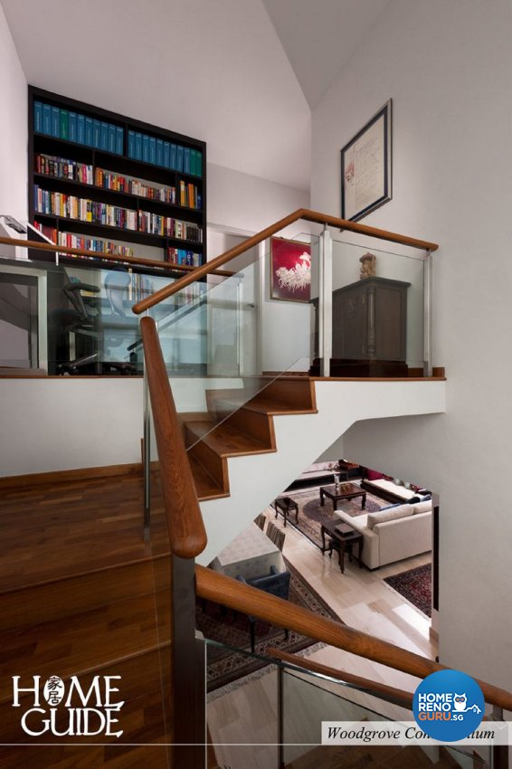 Contemporary, Modern Design - Study Room - Condominium - Design by Home Guide Design & Contracts Pte Ltd