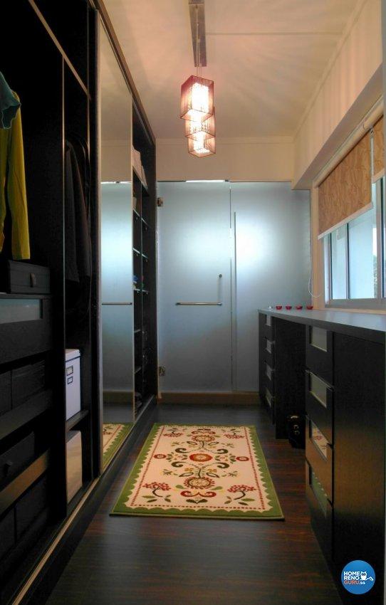 Modern, Tropical Design - Bedroom - Condominium - Design by Home Reno Pte Ltd
