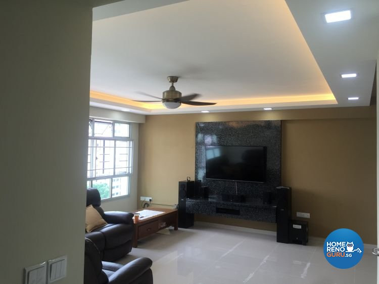 Homestyle Design HDB 3 Room Package