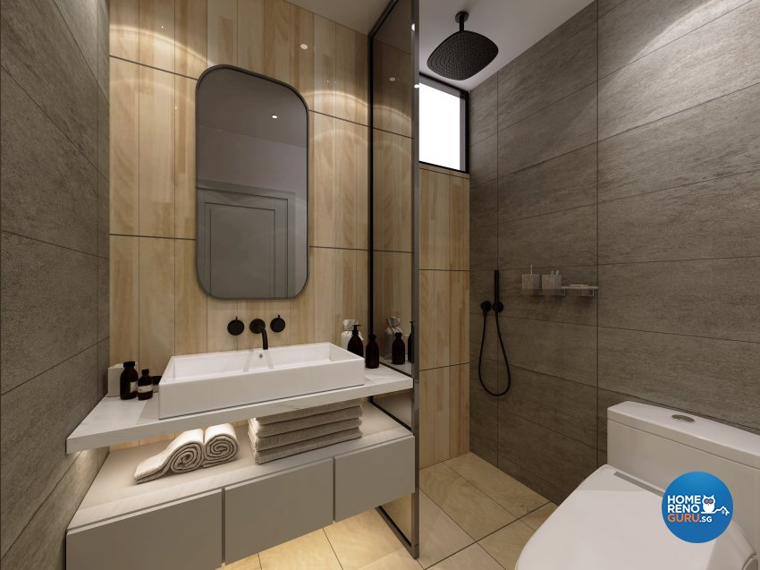 Honeycomb Design Studio-HDB 3-Room package