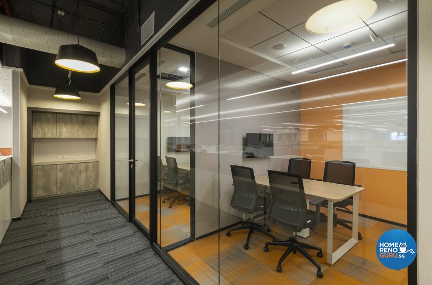 Contemporary Design - Commercial - Office - Design by H&S Integrated Pte Ltd