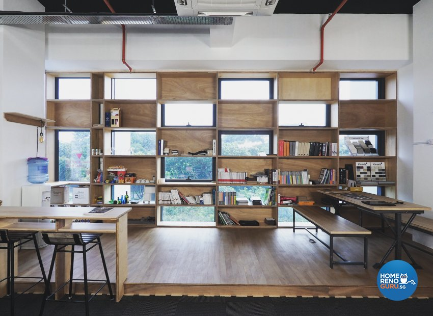 Eclectic, Modern Design - Commercial - Office - Design by H&S Integrated Pte Ltd