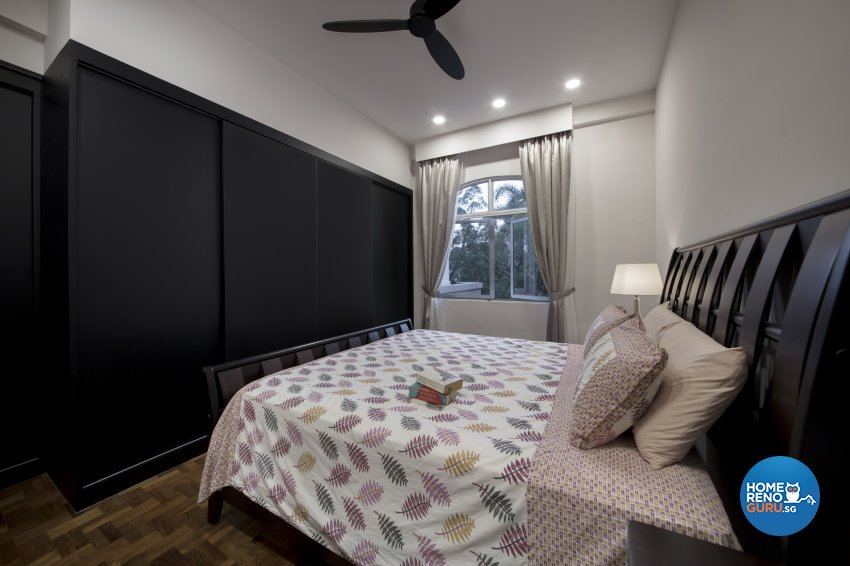 Contemporary, Modern Design - Bedroom - Condominium - Design by Hue Concept Interior Design Pte Ltd