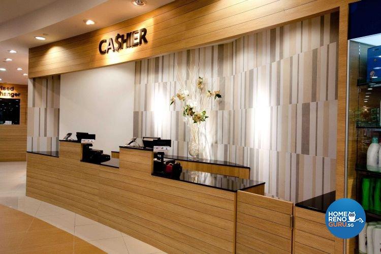 Contemporary, Modern Design - Commercial - Retail - Design by Hwa Li Design & Build Pte Ltd