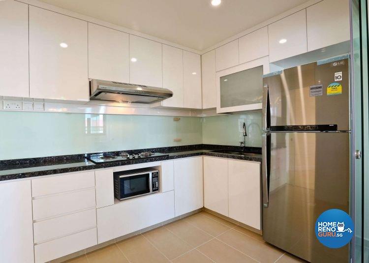 Classical, Victorian Design - Kitchen - Condominium - Design by Hwa Li Design & Build Pte Ltd