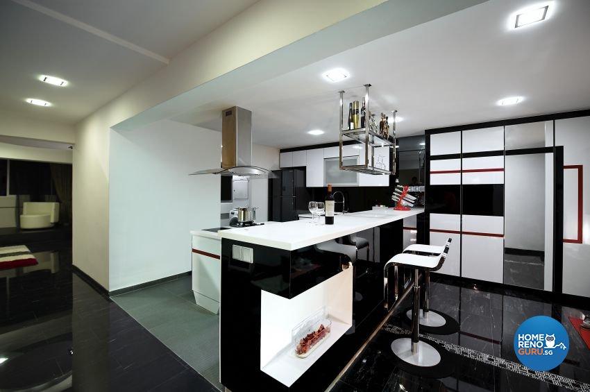 Modern Design - Kitchen - Others - Design by I-chapter Pte Ltd