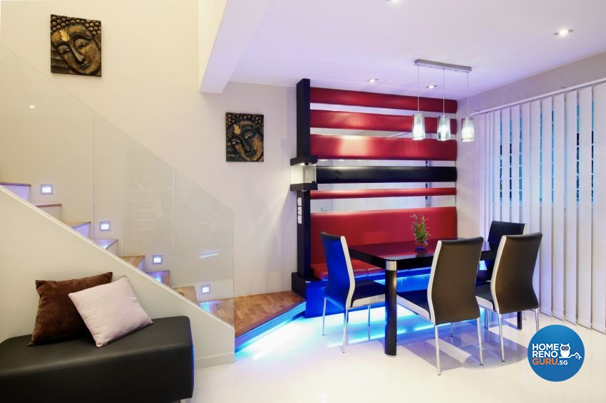Modern Design - Dining Room - Others - Design by I-chapter Pte Ltd