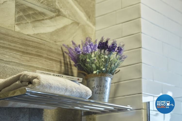 Contemporary Design - Bathroom -  - Design by I-chapter Pte Ltd