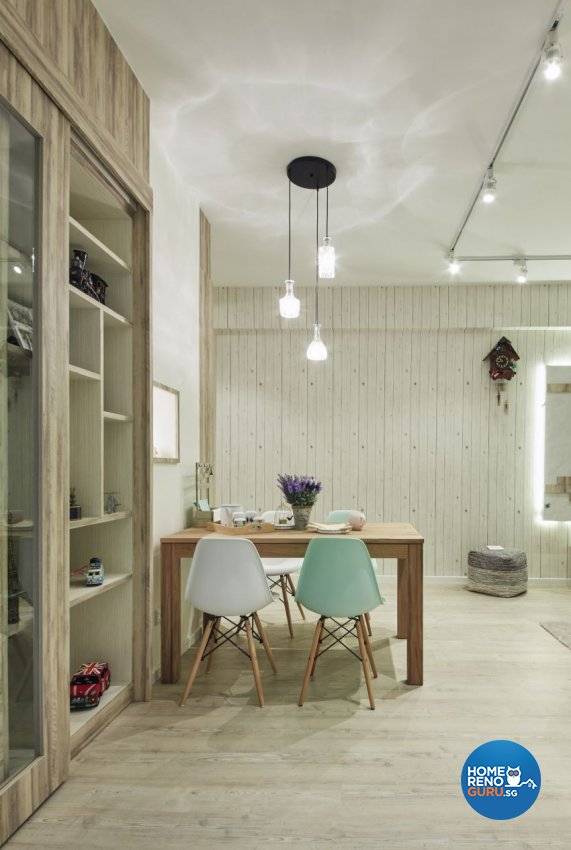 Contemporary Design - Dining Room -  - Design by I-chapter Pte Ltd