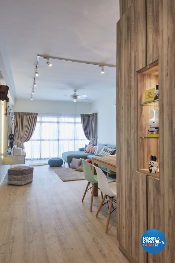 I-chapter Pte Ltd-HDB 5-Room package