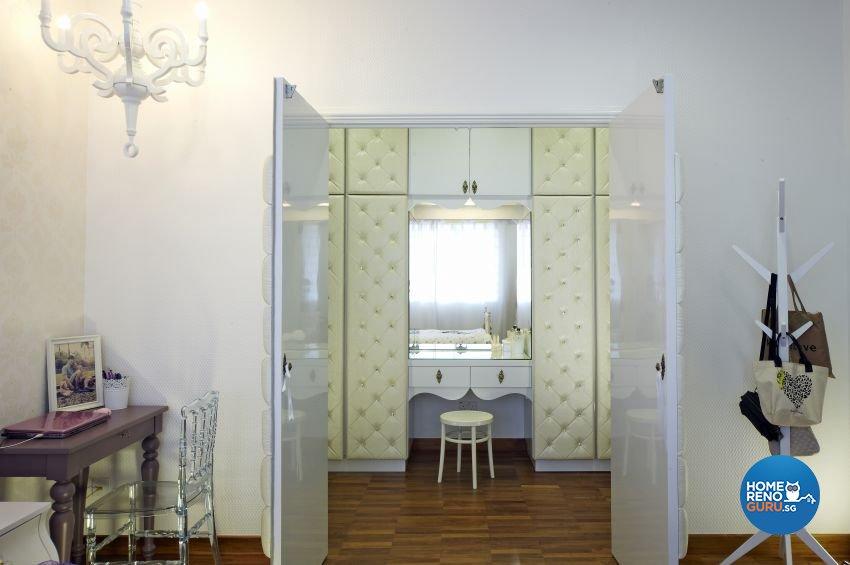 Modern Design - Bedroom - Landed House - Design by I-chapter Pte Ltd