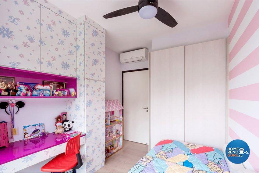 Contemporary, Scandinavian Design - Bedroom - Condominium - Design by Icon Interior Design