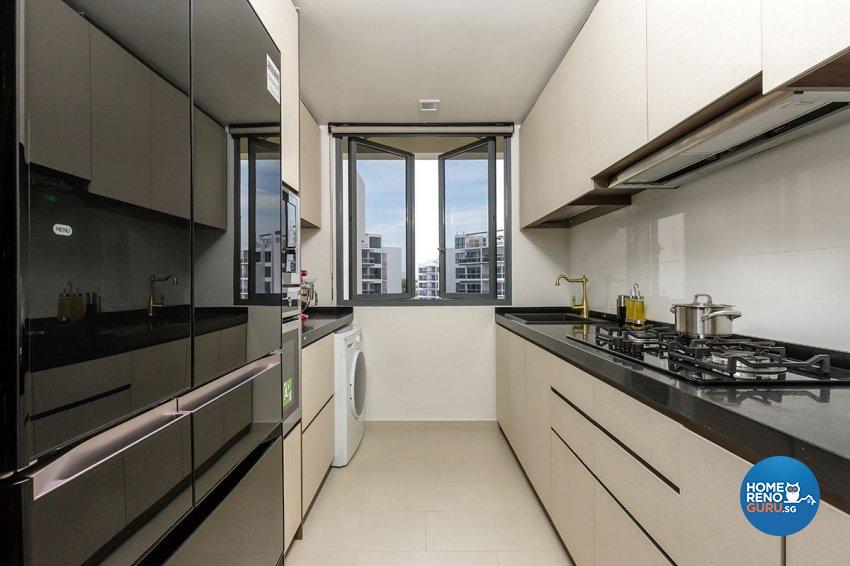 Contemporary, Modern Design - Kitchen - Condominium - Design by Icon Interior Design