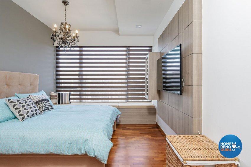 Contemporary, Modern Design - Bedroom - Condominium - Design by Icon Interior Design