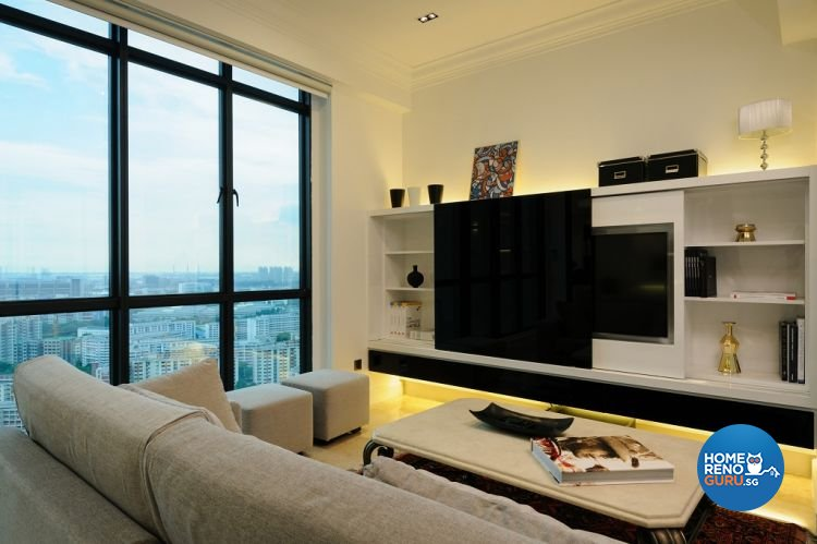 Icon Interior Design-HDB 4-Room package