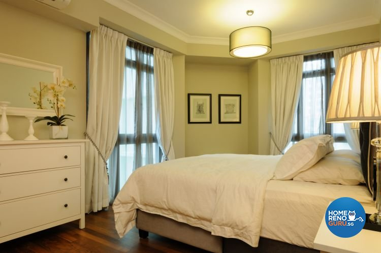Classical, Contemporary, Minimalist Design - Bedroom - Condominium - Design by Icon Interior Design
