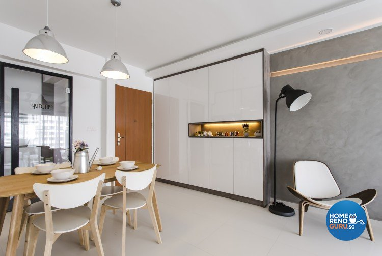 Icon Interior Design-HDB 3-Room package