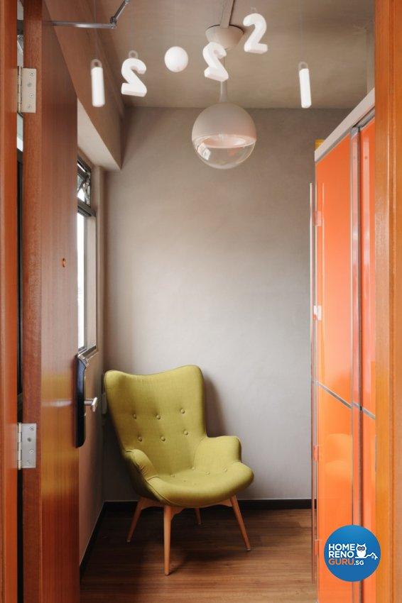 Minimalist Design - Living Room - HDB 3 Room - Design by Icon Interior Design