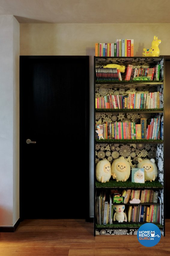 Minimalist Design - Study Room - HDB 3 Room - Design by Icon Interior Design