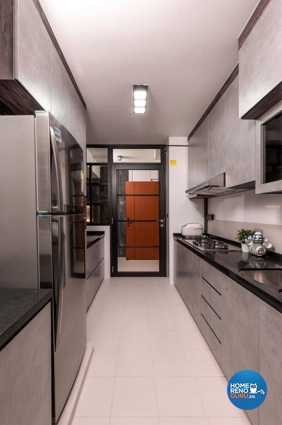 Interior Design For Hdb: Icon Interior Design Hdb 256b Sumang Walk 4698