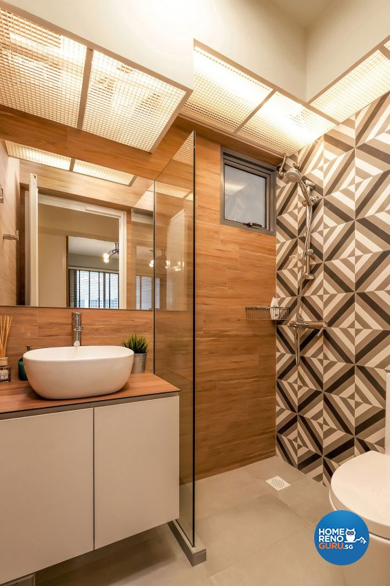 Others, Scandinavian Design - Bathroom - HDB 5 Room - Design by Icon Interior Design