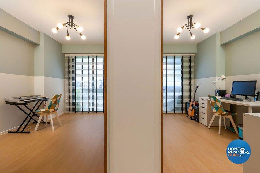 Others, Scandinavian Design - Bedroom - HDB 5 Room - Design by Icon Interior Design