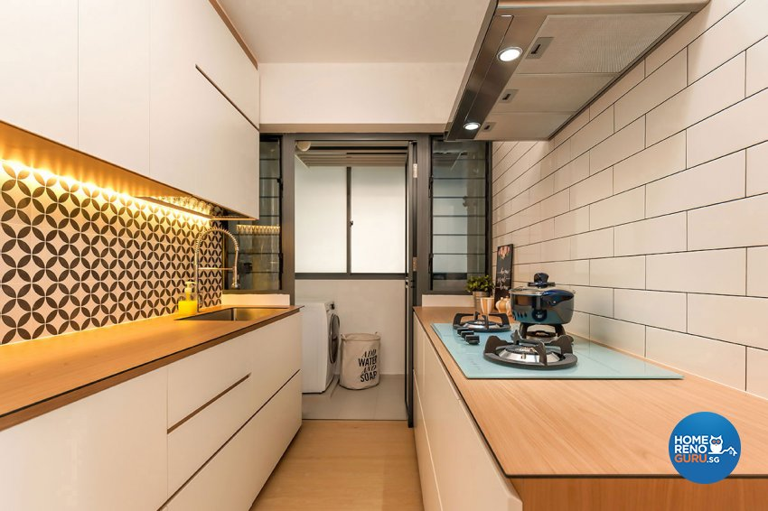 Others, Scandinavian Design - Kitchen - HDB 5 Room - Design by Icon Interior Design