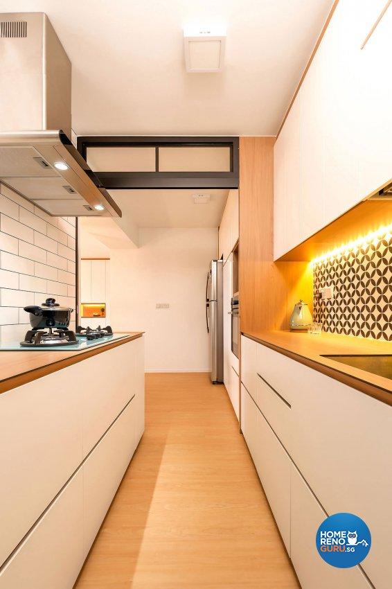 Others, Scandinavian Design - Kitchen - HDB 5 Room - Design by Icon Interior Design